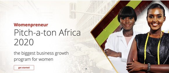 Access Bank Womenpreneur Pitch-A-ton Africa 2020 (Naira 5 million financial grant & a mini MBA from International Finance Corporation)