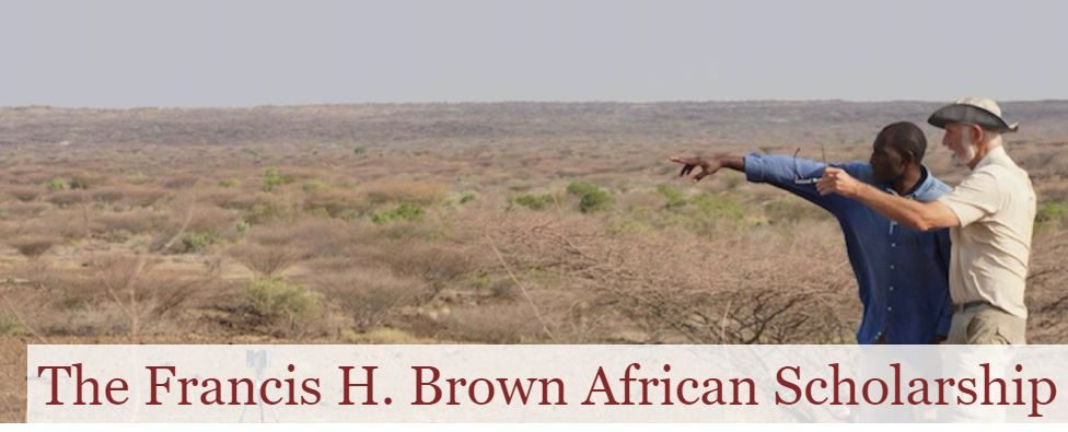 Francis H. Brown African Scholarship Fund 2020 for East African Researchers (up to $25,000)