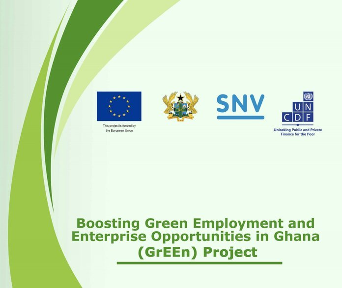 The Boosting Green Employment and Enterprise Opportunities in Ghana (GrEEn) project