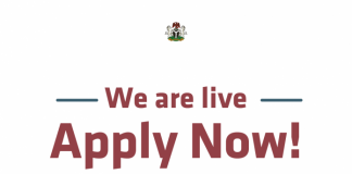Federal Government of Nigeria N-Power Programme 2020 for young Nigerians.