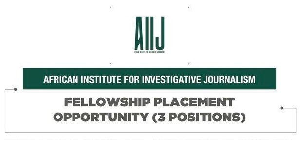 African Institute for Investigative Journalism (AIIJ) Fellowship Programme 2020