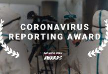One World Media Coronavirus Reporting Award 2020 for Journalists and Filmmakers