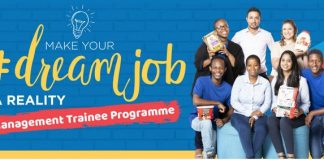 RCL FOODS Management Trainee Programme 2020 for young South Africans
