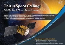 South African National Space Agency (SANSA) Postgraduate Bursary Programme 2021 for South Africans