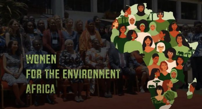 2020 Women for the Environment Africa for women in executive-level leadership positions in African conservation
