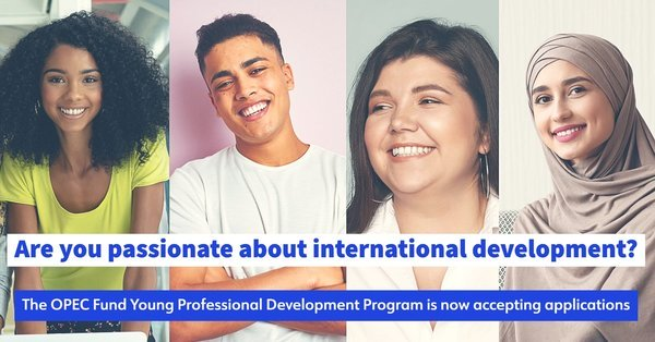 OPEC Fund for International Development (OFID) Young Professional Development Program 2021 for emerging young Leaders