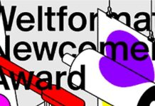 Weltformat Newcomer Award 2020 for Poster Designers worldwide (CHF 1,500 award)