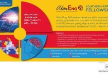 Women in Engineering (WomEng) Southern Africa Fellowship 2020/2021 for young graduates (Fully Funded)