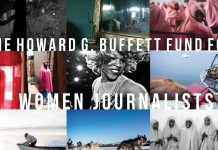 IWMF Howard G. Buffett Fund for Women Journalists 2020