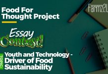 Farmz2u 'Food For Thought' Essay Contest 2020 for Young Nigerians