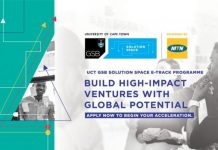 MTN Group Solution Space e-Track Programme 2020/2021 for young Entrepreneurs