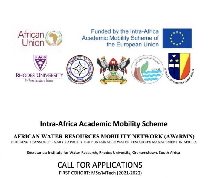 MSc/MTech Fellowship Programme of the African Academic Mobility Network (AWaRMN)