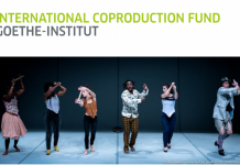 Goethe-Institut International Coproduction Fund 2020/2021 for Artists ( €25,000 in funding)