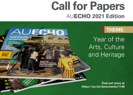 Call for Papers: African Union (AU) ECHO 2021 Edition