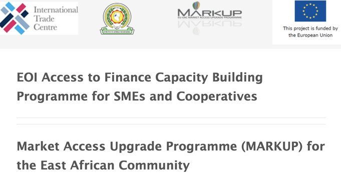 Market Access Upgrade Programme (MARKUP) for the East African Community