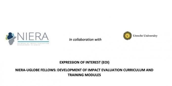 The Network of Impact Evaluation Researchers Africa (NIERA)-UGlobe Fellowship 2020 for Researchers in East Africa.