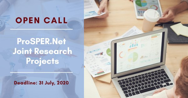 Call for Proposals: ProSPER.Net Joint Research Projects 2020-2021 (up to USD 25,000)