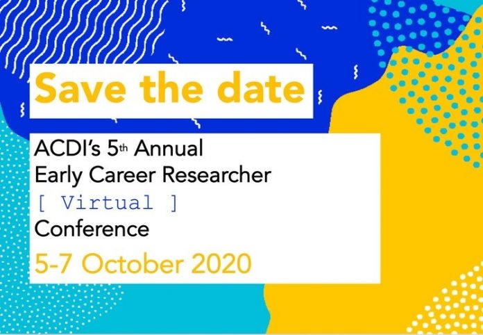 Call for Papers: ACDI's 5th Annual Early Career Researcher Conference 2020