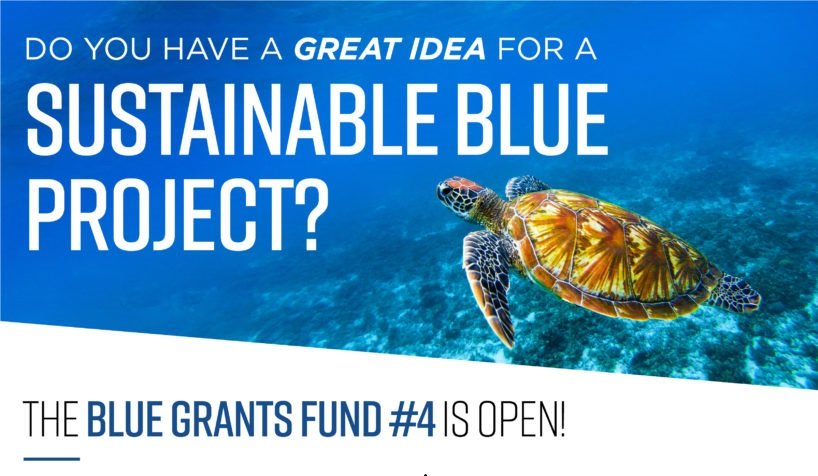 Seychelles Conservation and Climate Adaptation Trust (SeyCCAT) Blue Grants Fund 2020