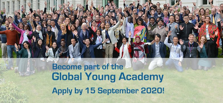 Global Youth Academy Membership Call 2021 (Attend AGM 2021 in Japan)