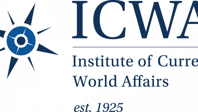 ICWA Fellowship Program 2020 for young Professionals