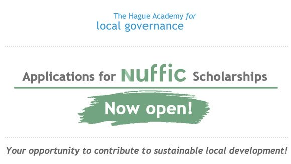Nuffic Scholarships 2021 for Short Training Courses at the Hague Academy in the Netherlands (Fully Funded)