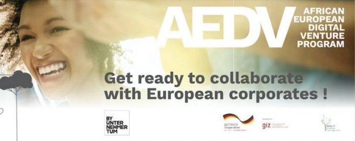 African European Digital Venture Program (AEDV) 2020 for African Startups