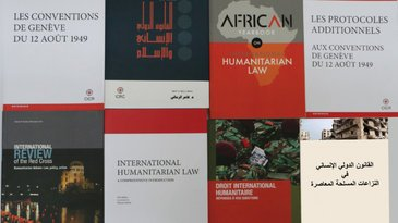 International Committee of the Red Cross (ICRC) International Humanitarian Law Prize 2020 for African Academics  (USD$ 1,000 Prize)