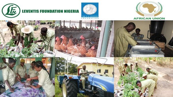 Leventis Foundation Agricultural Youth Summit Grant 2020