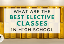 What Are the Best Elective Classes in High School?