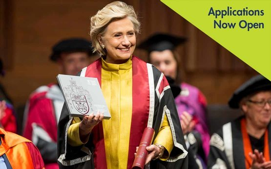 Swansea University Hillary Rodham Clinton Scholarship Programme 2021 for International Masters Students