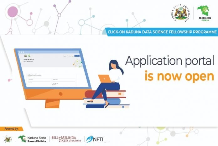 Click-on Kaduna  Data Science Fellowship Programme 2020