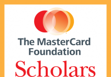 University of California, Berkeley MasterCard Scholars Program 2021/2022 for young Africans
