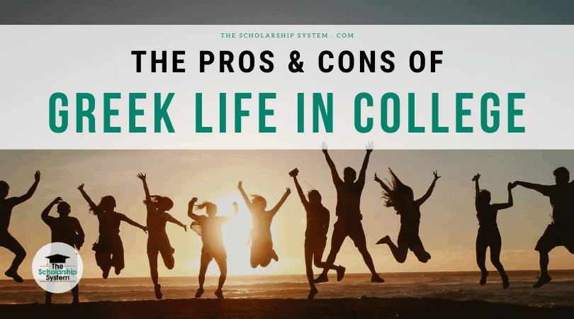 The Pros and Cons of Greek Life in College