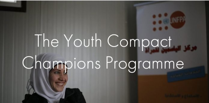 The Youth Compact Champions Programme 2020 for young emerging Leaders