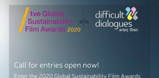 Call for entries: tve Global Sustainability Film Awards (GSFA) 2020