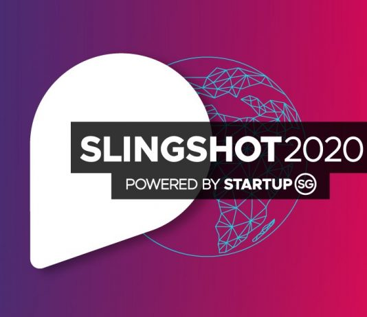 SLINGSHOT 2020 – Startup Competition for Startups worldwide (up to S$800,000 in prizes)