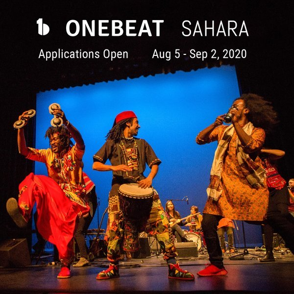 OneBeat Sahara Fellowship 2021 for Musicians from the Saharan Region (Fully Funded)