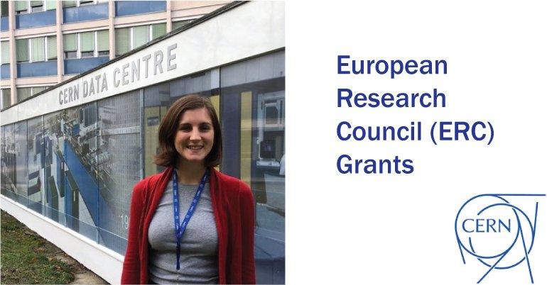 CERN European Research Council (ERC) Grants 2020