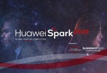 Huawei Spark 2020 Global Startup Competition for Deep Tech startups across the globe