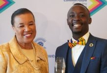 Commonwealth Youth Awards 2021 for Excellence in Development Work (£5000 GBP in Prizes)