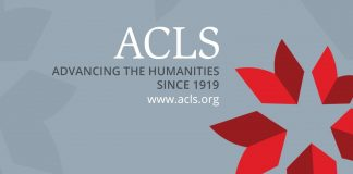 Mellon/ACLS Scholars and Society Fellowships 2020-2021 (Stipend of $75,000)