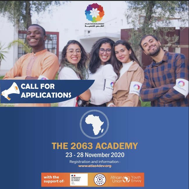 2nd edition of the 2063 Academy: Open call for African youth