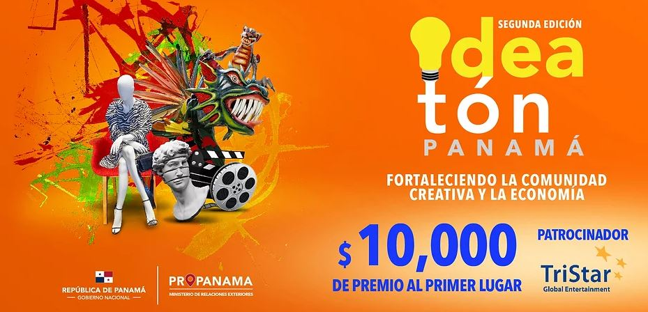 Propanama Ideathon 2020 – Strengthening the Creative Community in Panama (prize of $10,000)