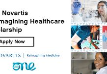 Novartis Reimagining Healthcare Scholarship to attend One Young World Summit 2021 (Fully-funded to Munich, Germany)