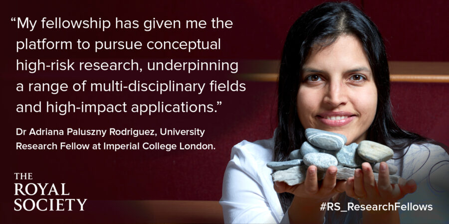 Royal Society University Research Fellowship 2021 for Outstanding Scientists (Funded)