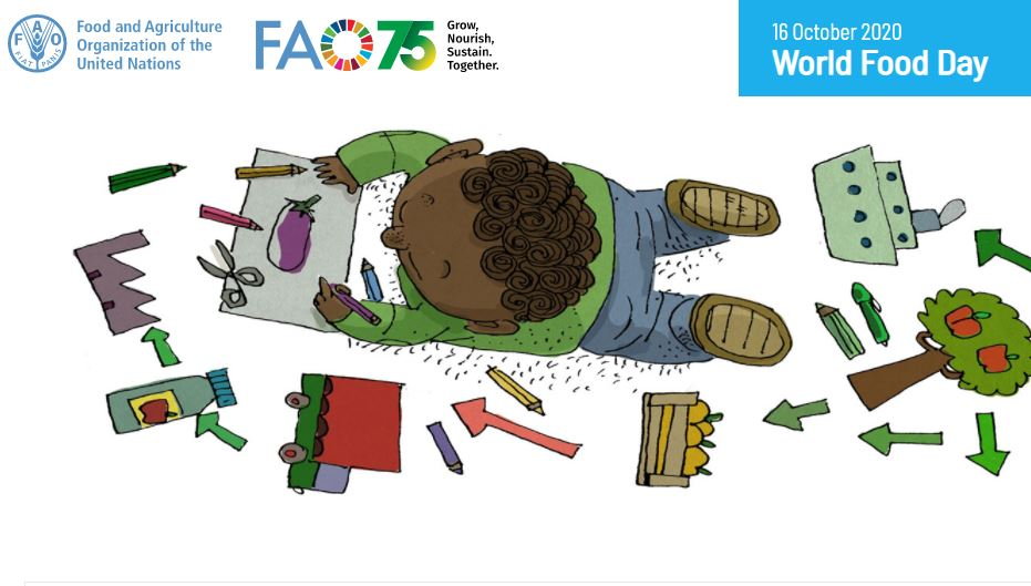 UN FAO World Food Day Poster Contest 2020