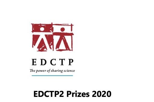 European & Developing Countries Clinical Trials Partnership (EDCTP2) Prize 2020 (€100,000+ cash prize)