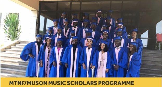 MTN Foundation/Muson Music Scholarship Program 2020 for aspiring Musicians