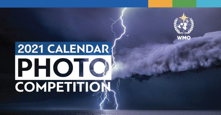 World Meteorological Organization (WMO) Calendar Competition 2021